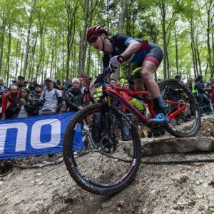 UCI Mountainbike World Cup Albstadt Koła karbonowe MTB No Limited