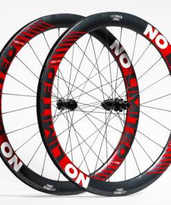 koła karbonowe szosowe no limited sprint disc 50mm opona 6