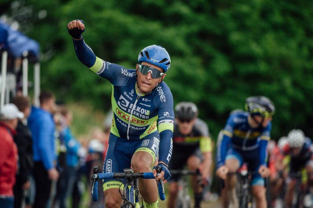 Adam Ťoupalík Elkov Kasper Czech Cycling Team