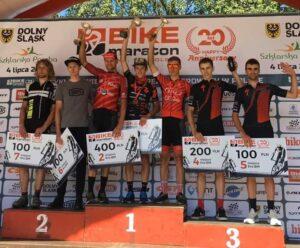 JBG2 CryoSpace Wojciech Halejak i Mariusz Kozak No Limited koła karbonowe karbonowe.pl giant bike maraton